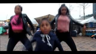 Fally Ipupa -  Kiname    Choreo by Aron Norbert   
