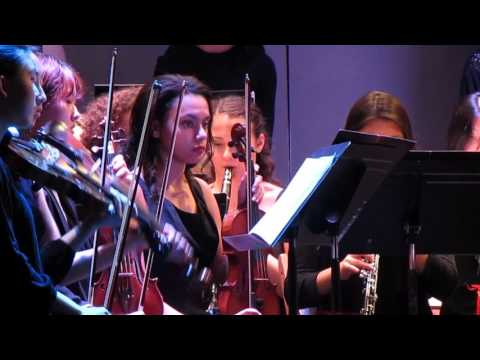 ACADEMY OF THE HOLY ANGELS ORCHESTRA Christmas Gala