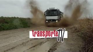Jornadas de construcción Renault Truck Optitrack y X Road