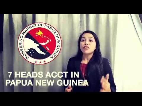7 HEADS ACCT IN PAPUA NE GUINEA