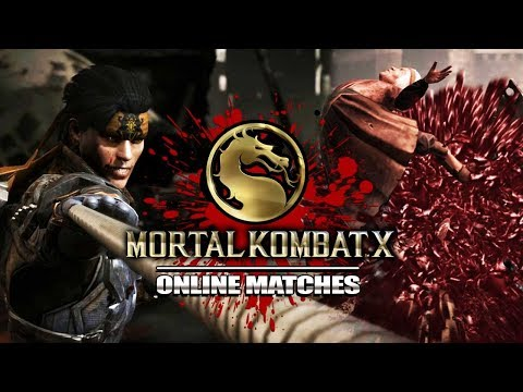 THE MOST BRUTAL FINISHER- Mortal Kombat XL: Online Matches thumbnail