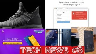 Tech News #8|Fortnite update| Galaxy m30| Realme c1| Nokia 9 pureView| Mi8 night mode| Tech with DK