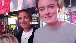 Rose Lavelle Funny Moments