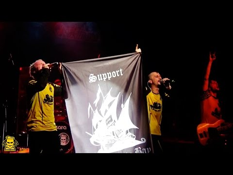 DUBIOZA KOLEKTIV - Free mp3 [The Pirate Bay Song] 2014