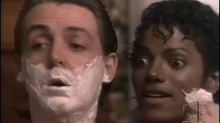 "PAUL MCCARTNEY & MICHAEL JACKSON ""SAY, SAY, SAY"" POP-UP VIDEO"" (40)"