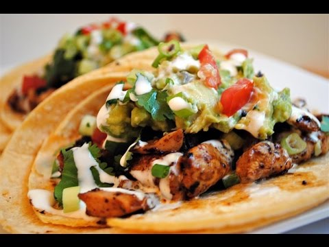 Super Delicious Mexican Tacos Recipe