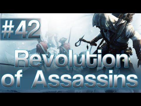 [42] Revolution of Assassins (Let