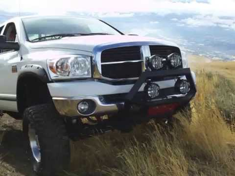 Lifted Truck Drifting by Spyder Industries (Bull Bar)