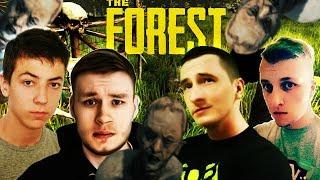 The Forest - Co tu się stało kurde, Ciacho vs Jaskinia #9