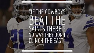 Breakdown   If the Cowboys Beat the Saints There