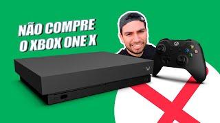 Xbox One X, será que vale a pena pegar um?
