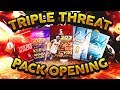 OMG WE PULLED A PINK DIAMOND! SUPER JUICED TRIPLE THREAT PACK OPENING! NBA 2K19