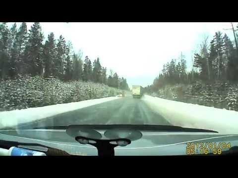 Авария под Нижнеудинском Иркутской области