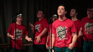 Just the Way You Are - Billy Joel - Broad Street Line A Cappella