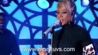 """Mary J. Blige Performing """"Stay Down"""" on JKL"""
