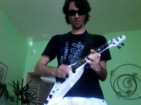 Back In Black (AC/DC) cover @ Guitarra Baiana