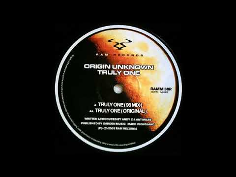 Origin Unknown – Truly One (96 Mix)