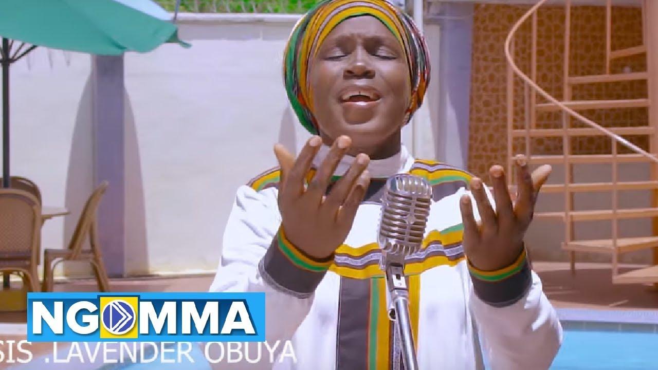 Download Lavender Obuya   Nyasaye Ngima  (OFFICIAL VIDEO) sms skiza 9049319 to 811