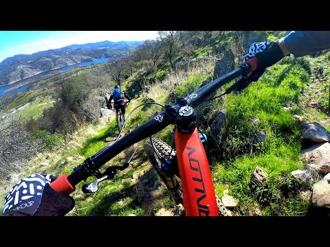 I MADE IT TO GNARNIA | Exchequer Mountain Bike Park