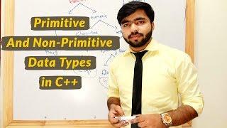 C++ Tutorial #4 | | Primitive and Non-Primitive Data Types in C++ (Urdu/Hindi)