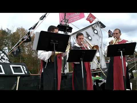 CTRF Fall 2012: A Connecticut Yankee in King Arthurs Court: Brass Ensemble 10812