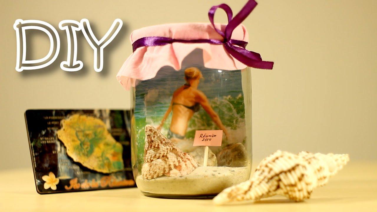 DIY Memory Jar Photo Frame - How To Make Photo Frame and Beautiful ...