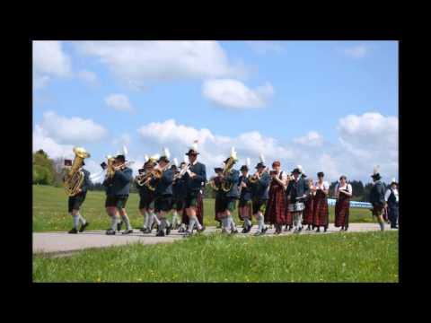 Musikkapelle Böbing - Mein Regiment (Marsch)