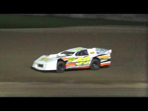 Pro Stock Heat Race #1 at Crystal Motor Speedway, Michigan on 09-15-2018!