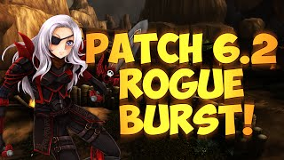 ♣ Sensus | WoW Rogue PvP Burst | Patch 6.2 Rogue Burst! (WoW WoD Rogue PvP) [Patch 6.2]