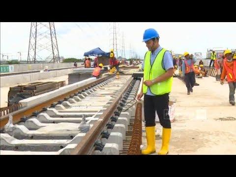 Sudah Sejauh Mana Proyek LRT Kelapa Gading - Velodrome?