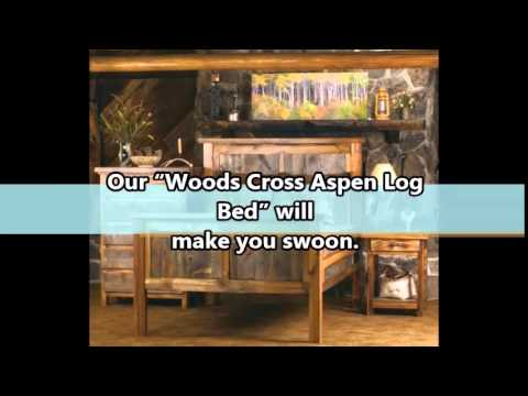 Jason And Dave With Jhe S Www Logfurnitureplace Show How The Liquid Gl 2 Part Epoxy Is Lied To Our Cedar Lake Collection Of Log Bathroom Vanities A