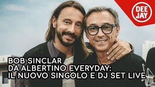 "Bob Sinclar presenta il nuovo singolo ""I Believe"" a Radio Deejay"
