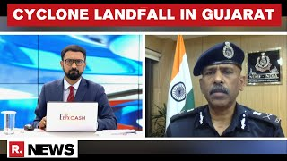 DG-NDRG SN Pradhan Speaks On Preparedness In Gujarat As Cyclone Tauktae Begins Making Landfall