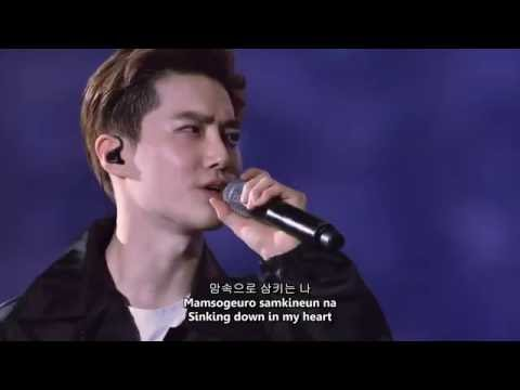 EXO - Promise @ EXO Planet #2 The EXO'luxion Seoul HD [english sub + roman + hangul]