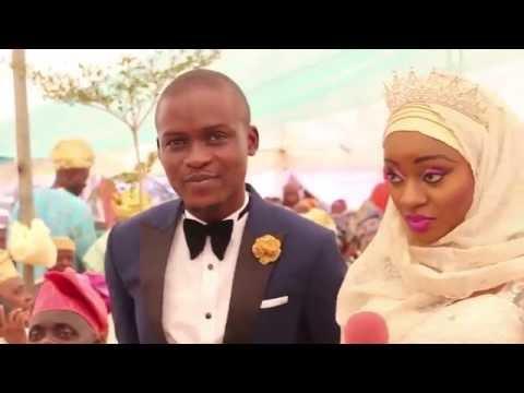 Yoruba Wedding + Nikkah of Halimah & Wadud Edited by Yakdat