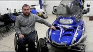 видео Ремонт снегоходов - обслуживание и ремонт двигателя снегохода. Ремонт двигателей снегохода