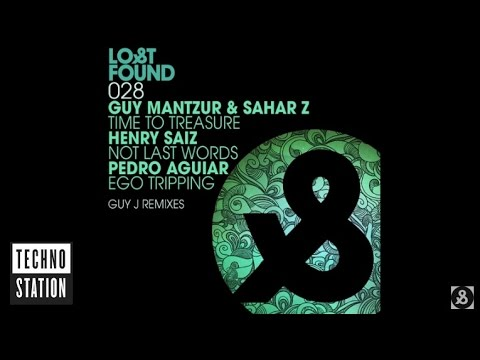 Pedro Aguiar - Ego Tripping Guy J Remix