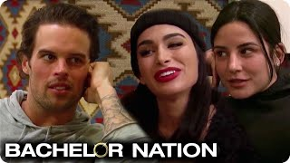Ashely I Gets Friend-Zoned By Kevin! | Bachelor Winter Games