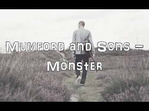 Mumford and Sons - Monster [Acoustic Cover.Lyrics.Karaoke]