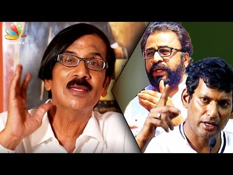 We won't let Ponvannan go : Mano Bala Interview | Nadigar Sangam Vishal Fight