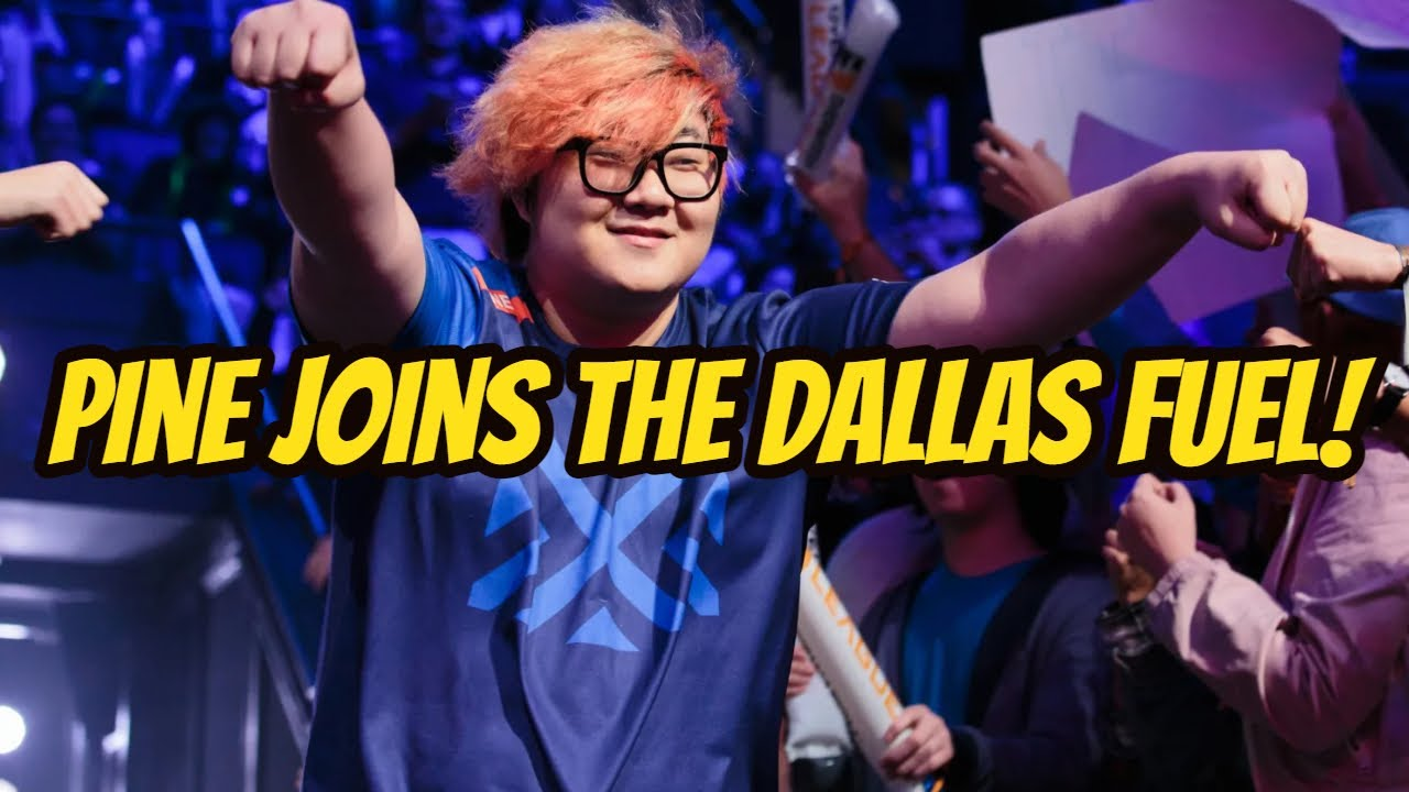 Pine Signs With The Dallas Fuel!