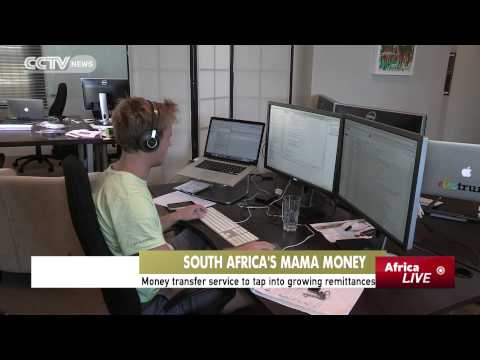 South Africa's Money transfer service 'Mama' taps into Growing Remittances