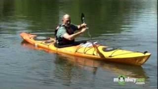 Kayak - How to Turn