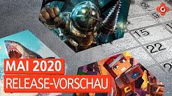 Die Spiele im Mai 2020 | Release-Vorschau
