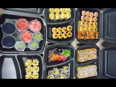 Тестируем новую доставку японской кухни Farfor!