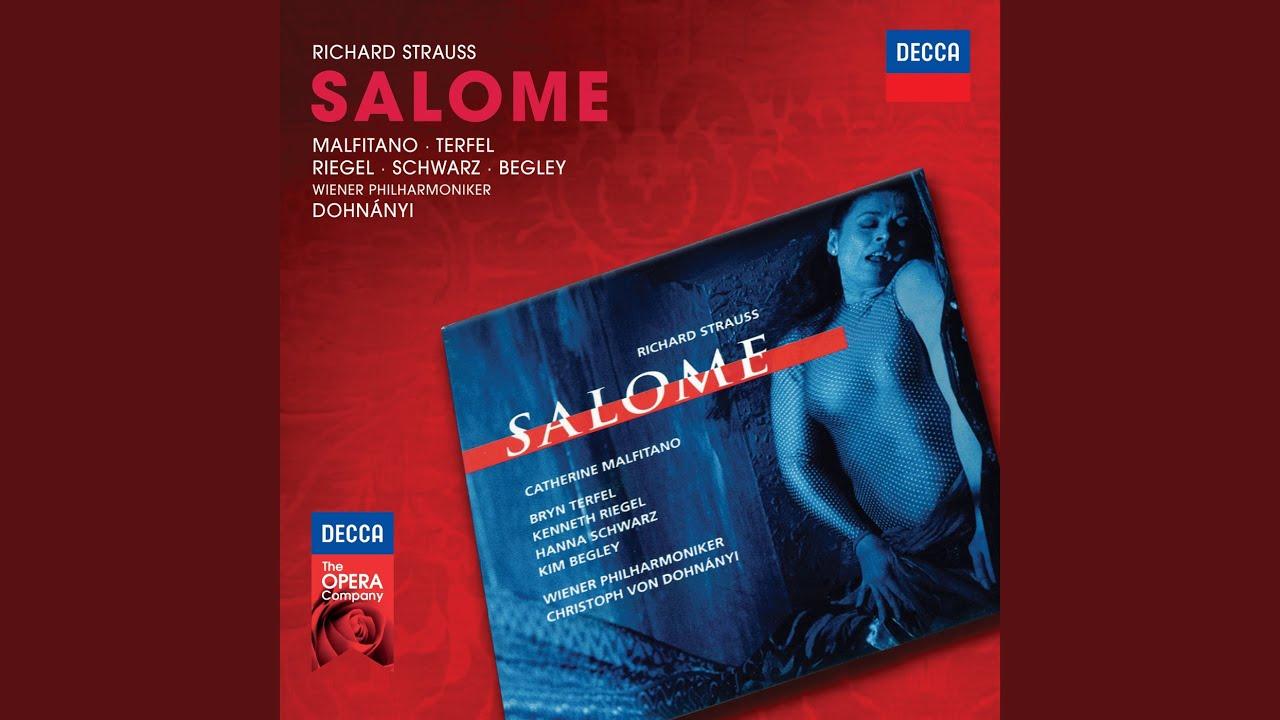 SIC TRANSIT OPERA MUNDI: Strauss, Richard - Salome