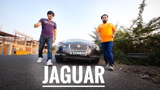 WE GOT THE JAGUAR