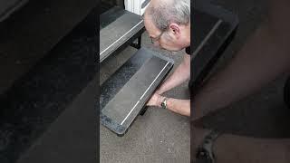 RV Motorhome Rental Instructional Video 3: Passenger Side. Lots of Important Info!