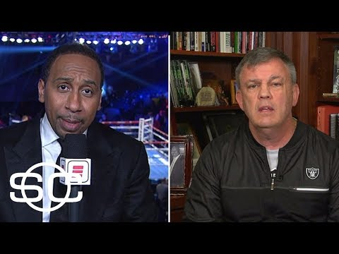Stephen A. Smith disgusted over Rigondeaux quitting vs. Lomachenko | SportsCenter | ESPN