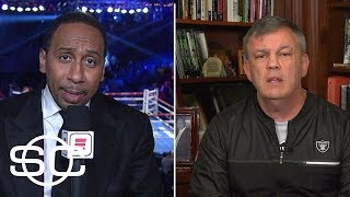 Stephen A. Smith 'disgusted' over Rigondeaux quitting vs. Lomachenko | SportsCenter | ESPN